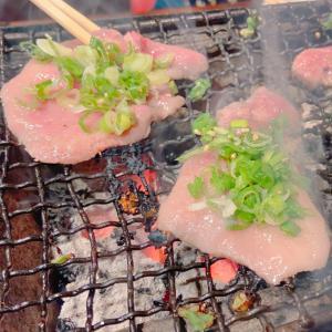 月曜日、夢の牛タンNight『大阪焼肉Don-Don』