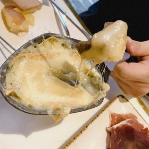 ラクレット、ブルゴーニュ風フォンデュの食べ放題・飲み放題へ