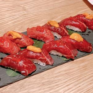 『肉 勝又』で、生肉多めの焼肉コースを食べてみる