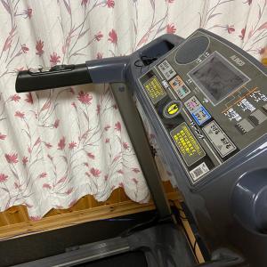 アルインコのランニングマシン1016(AFR1016)を買って使って気になったところをレビュー