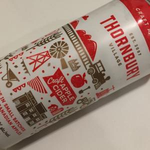 カナダ・サイダーローラー作戦No.9【Thornbury  Premium Cider】