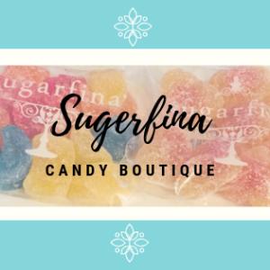 Sugarfina:インスタ映えするグミ【お酒の味】