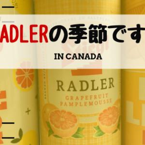 カナダ:ラドラーの季節です。フルーツビールを飲もう!
