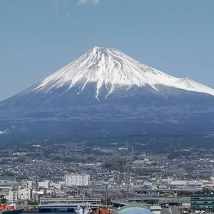 今日の富士山 4月9日