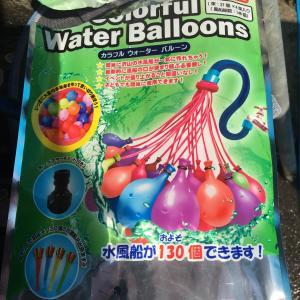 プール遊びにお勧めの水風船
