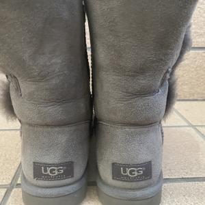 UGGのブーツを洗う
