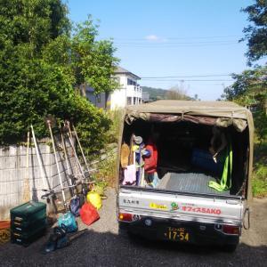 スタッフが北九州に帰ったあとは、