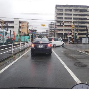 小倉の街中にいく通りがあっちこっち、