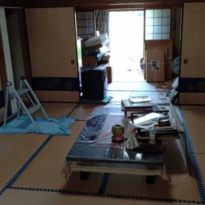 お部屋を片付けながら、家財を処分場所ごとに