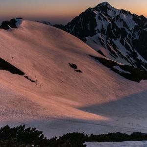 思い出の山  剣岳