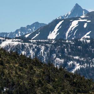 思い出の山 薬師岳