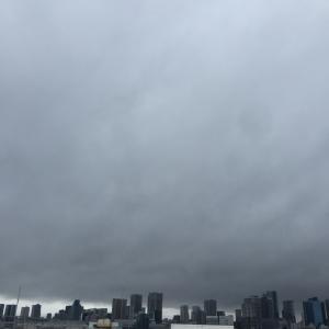 7/4(土)の東京の空
