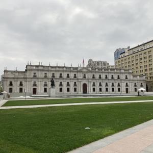 モネダ宮殿、再び