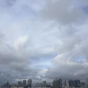 超大型台風10号が接近中~