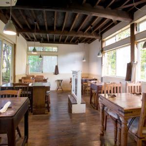 【栃木 洋食】ヨーロッパの田舎町をイメージした洋食屋さん。和豚もちぶたハンバーグのお店です。『小さな洋食屋さん フランシーズ・ナチュール』
