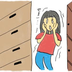 考えて購入した【本棚】。狭いからこそ少量、少同線!