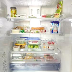 月曜日の冷蔵庫