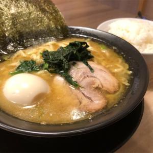 相模大野『横浜家系ラーメン武骨家』深夜1時過ぎに食べられる幸せ!!暴飲暴食ナイトの〆はやっぱラーメンだよね!!