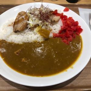 新宿駅でカレーを食うって言ったらここは外せない!!カレーショップC &C『炙りチャーシューカレー』辛口特盛で喰らう!!