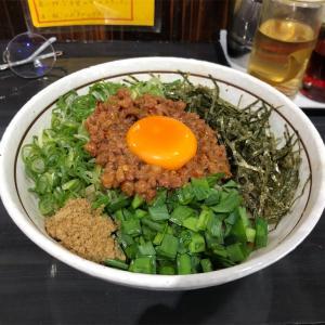 麺屋よしひでの『台湾まぜそば』ランチタイム麺大盛りにおい飯がついて780円はちょっと庶民の味方すぎるぞ!!
