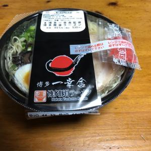 博多一幸舎(いっこうしゃ)『博多豚骨ラーメン』をすすり倒す!!〆はもちろんライスドボンでしょ!!