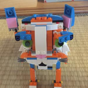 最近のレゴ作品