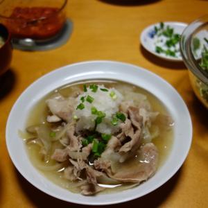 豚肉のあっさりみぞれ煮【kit Oisixつくれぽ】