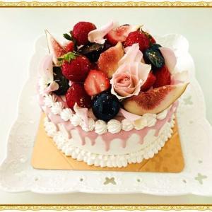 tochicoさんのケーキ