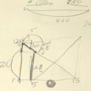 小1が旅人算をダイヤグラムで解く!