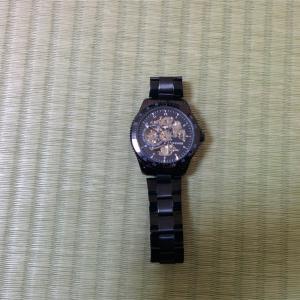 【中華1600円】winnerの激安スケルトン自動巻き機械式腕時計 開封レビュー aliexpress