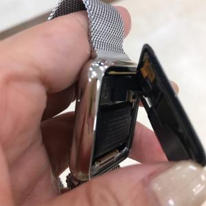 Apple Watch が壊れたので Mi Band 4 に乗り換えた