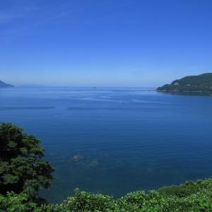 空と海が同じ色~とけあう空と海~ 日本海編
