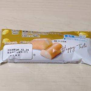 ファミリーマート 冷やして食べる発酵バターのしっとりフィナンシェ