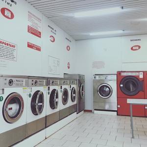 フランス暮らしの洗濯事情