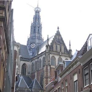 オランダ旅行!2日目-Haarlem(ハーレム)-
