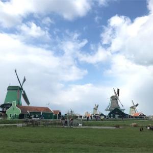 オランダ旅行!3日目②-Zaanse Schans-ザーンセ・スカンスの風車