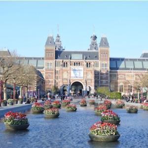 オランダ旅行!6日目-Amsterdam- 最終日はアムステルダムの町中を観光