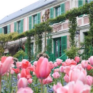 Giverny(ジヴェルニー)のモネの家