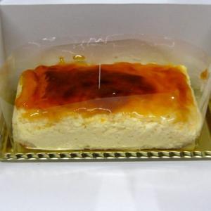 惜別のチーズスフレ