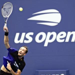 日本人の99.99%が興味のない男子準決勝/全米オープンテニス