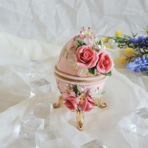 秘密の花園eggart宝石箱