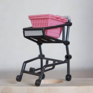 【最小!】コンパクトな折り畳みエコバッグより小さなマイバッグ