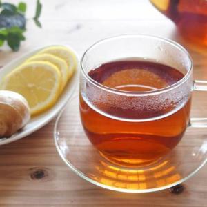 冬の間はコーヒーよりも紅茶