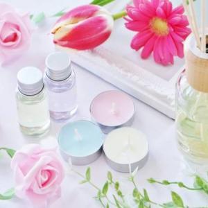 【香りもミニマルに】似たような香りを選ぶと違和感なく使える