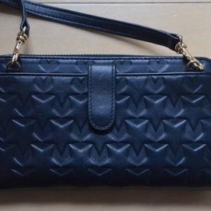 優秀!長財布としても使えるウォレットショルダーが便利すぎ!