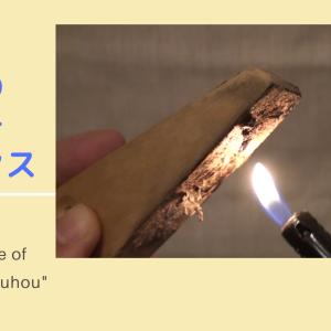 【弓道】道宝のメンテナンス 中仕掛け作成時の汚れを落として延命処置
