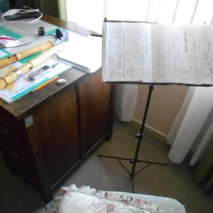 「初吹き会」2/24(月・祝日)の自己練習