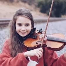 おじさんはカロリーナちゃんにメロメロだ・・・・・すごいバイオリニスト!天才美少女バイオリニスト