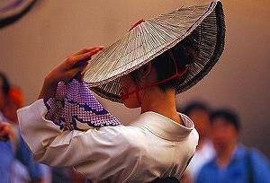 「越中おわら節」富山県民謡・・・・・民謡屈指の難曲