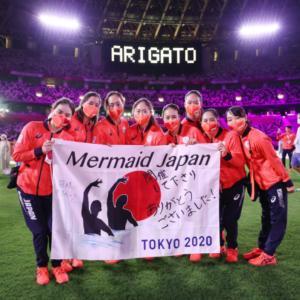 東京2020オリンピック閉幕